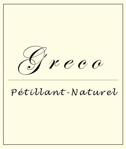 Greco Pet Nat Front